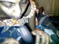 horny southindian girl blowjob her bf and get fuck