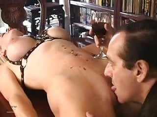 Bound Pussy Lick