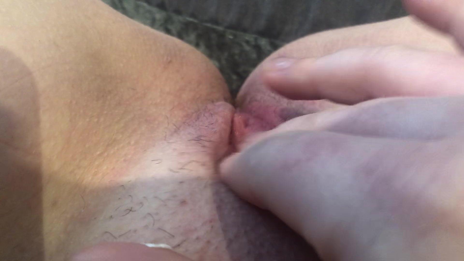 Chubby white girl anal