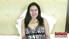 Cumshot Shower Gangbang Ending For Kayla