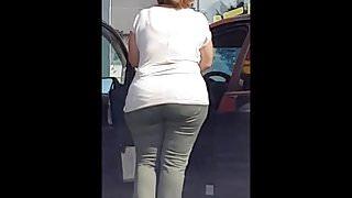 Big ass mature
