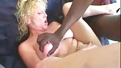 White wife alone on Holiday