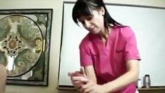 Angie Noir massage ful