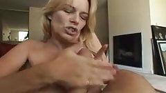 horny Slut with big tits loves cock!