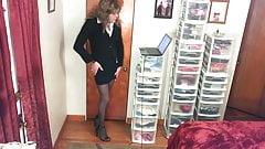 nikki in business suit