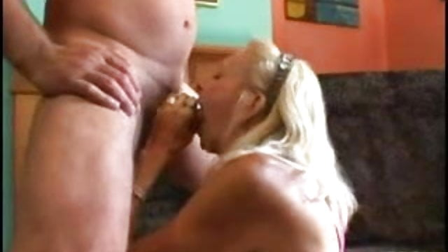 A skinny hairy wrinkled old lady gets fucked free porn