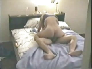 Hot loud chick rides, sucks and swallows on hidden cam