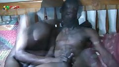 Black Twinks Cums Hard