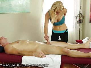 Fantasy Massage Alix Lynx Is A Vixen