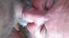 BBC daddy & silver hairy chest daddy...cream time