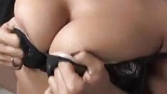 Lovely Angelica Raven facialized after sucking and titifucki