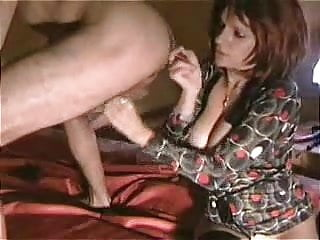 fingering his ass hole