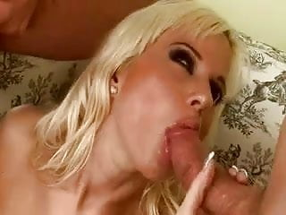Busty blonde needs more cock to satisfy