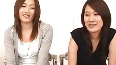 Japanese teens in sex game