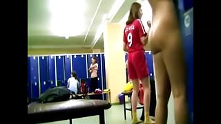 Locker Room Girls