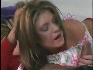 Hot bitch getting fucked bareback