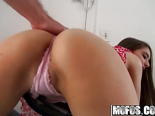 Mofos - Lets Try Anal - Zarena Summers - Please Fuck Me In T