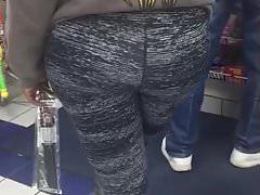 Corner store black booty