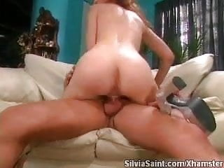 Silvia Saint - Huge dick made her squirt
