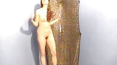 Girl Stripping - Princess 2