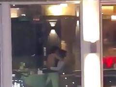 Korea couple caught having sex in karaoke room