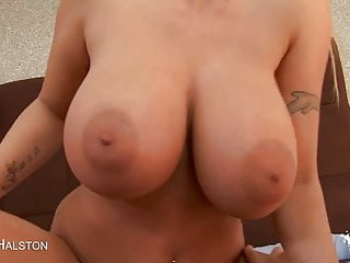 Sexy Blonde MILF With Huge Tits Gets Fucked!