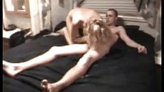 amateur - first fuck under shower and then in bed