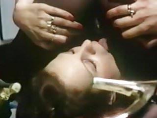 Brigitte Lahaie with Cucamber (1979)