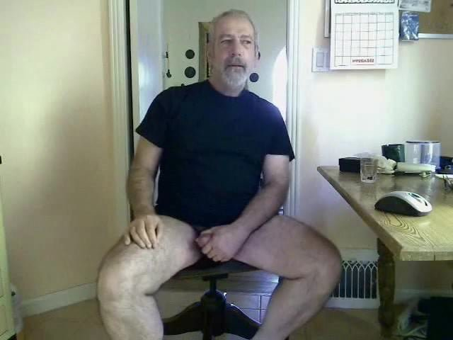 Silver Daddies Big Cocks