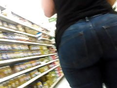 Candid phat ass