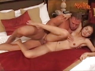 Anna Thai get fucked by American