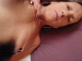 Jana Jordan creams her Pussy intense wet