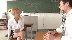 Wearing No Underwear English Teacher