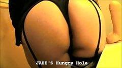 Cute Sissy Ass CD Hard Fuck JADE