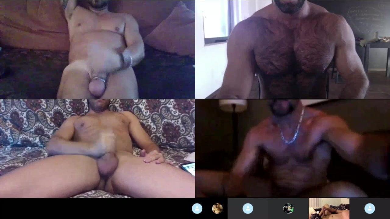 group cam porn
