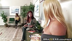 Brazzers - Doctor Adventures - Alison Star and Johnny Sins -