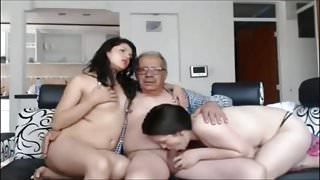 Colombian grandpa
