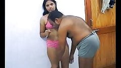 Indian Couple Exclusive Homemade Honeymoon Sex