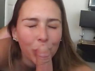 Cute Girl Sucks Cock Short Clip Part 1
