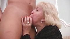 Mature Needs a Cock 18 (Russian)