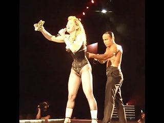 Madonna Divine live front row