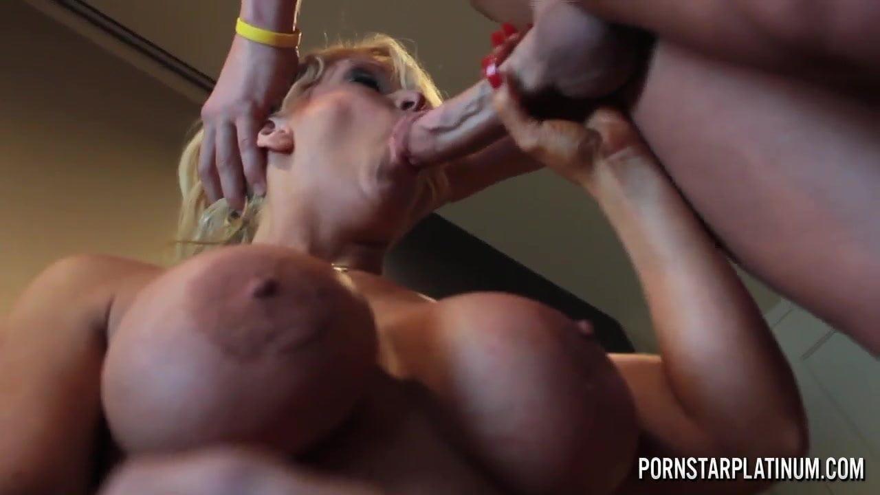 Pornstarplatinum  Alura Jenson and BF Hot Fuck HD Porn 27