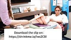 Sexy feet punishement Falaka Bastinado (Download link)