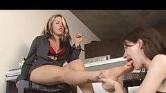 Foot Fetish Mistress (Lesbians)