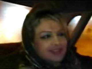 Iran Blowjob In The Car Ma