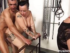 Mature Amateur German Bi-Sexual Orgy