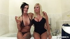 Shebang.TV - Michelle Thorne and Chantelle Fox