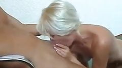 Hot latin milf seduces hung buck