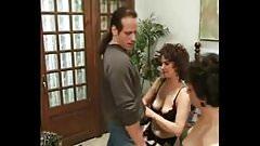 Two mature sluts get fucked