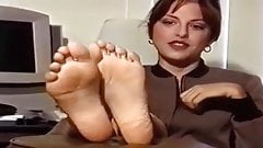 Oldschool Shoeplay Secretary Sadie